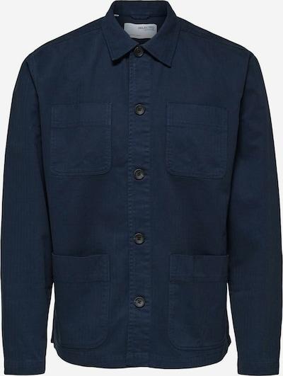 SELECTED HOMME Skjorte i navy, Produktvisning