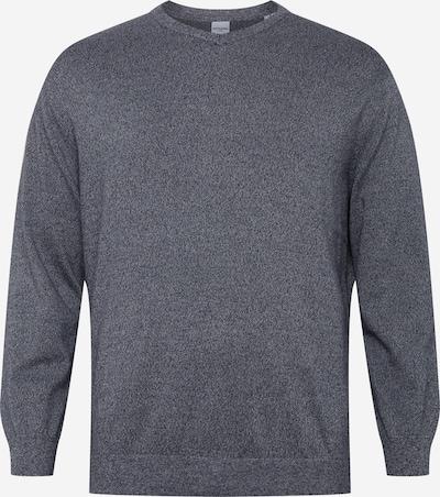 Megztinis iš Jack & Jones Plus , spalva - tamsiai mėlyna, Prekių apžvalga