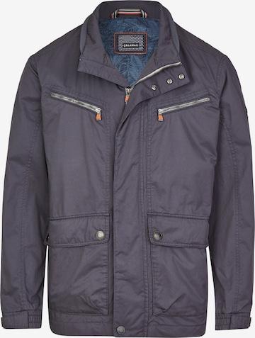CALAMAR Fieldjacket - Leichte Baumwolljacke in Blau
