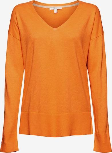 ESPRIT Pullover in orange, Produktansicht