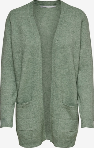 ONLY Knit Cardigan 'Lesly' in Green