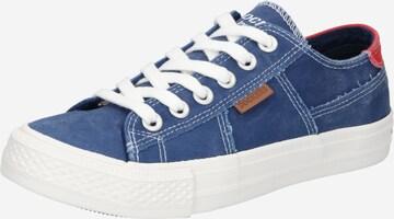 Dockers by Gerli Sneaker low i blå