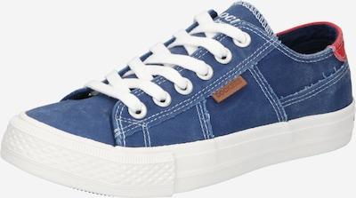 Dockers by Gerli Sneaker in blau, Produktansicht