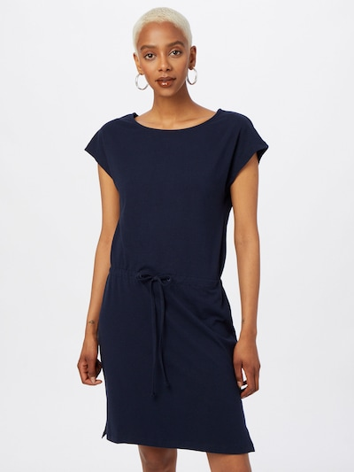b.young Kleid 'PANDINA' in dunkelblau, Modelansicht