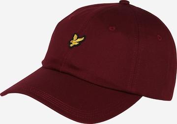 Cappello da baseball di Lyle & Scott in rosso