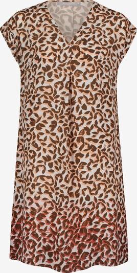 Betty & Co Robe de cocktail en mélange de couleurs, Vue avec produit