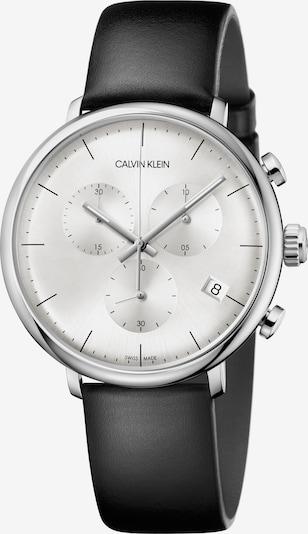 Calvin Klein Quarzuhr in silber, Produktansicht