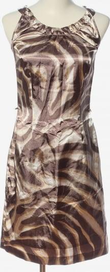 Sa.Hara Minikleid in XS in creme / braun, Produktansicht