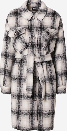 VERO MODA Jacke 'Luna' in khaki / schwarz / weiß, Produktansicht