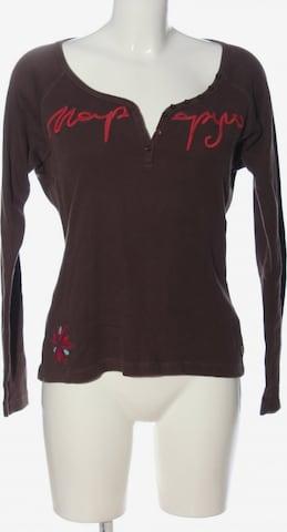 NAPAPIJRI Top & Shirt in L in Brown