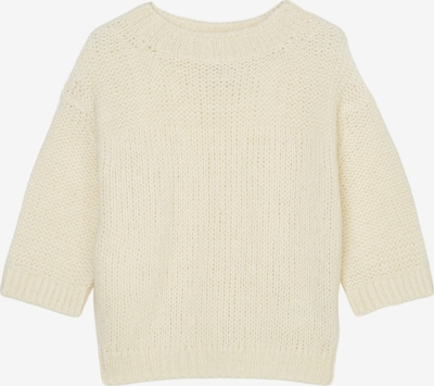 Marc O'Polo Pullover in beige, Produktansicht
