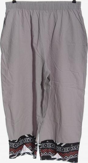 Zanzea Pants in XXXL in Light grey / Black, Item view