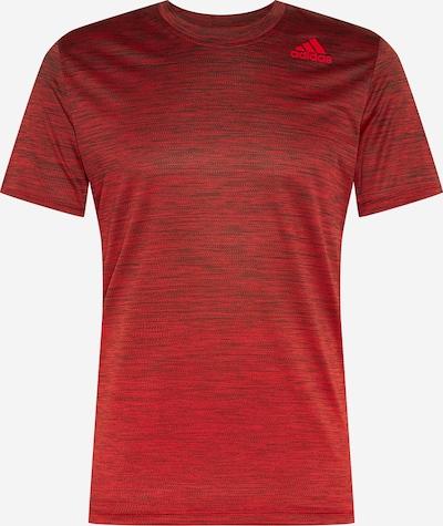 ADIDAS PERFORMANCE Sporsthirt in rot / dunkelrot, Produktansicht