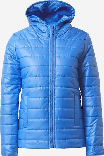 Demisezoninė striukė iš Trendyol , spalva - šviesiai mėlyna: Vaizdas iš priekio