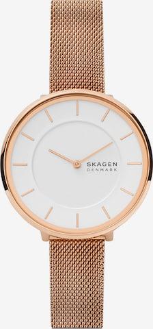 SKAGEN Uhr in Pink