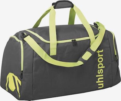 UHLSPORT Tasche in grau / kiwi, Produktansicht