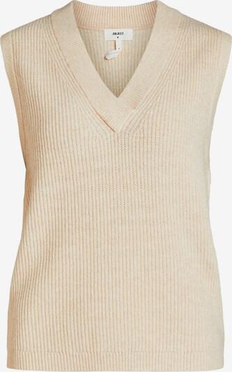 Gilet in maglia 'Malena' OBJECT di colore sabbia, Visualizzazione prodotti