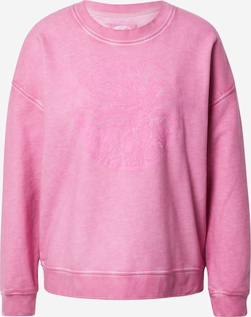 LIEBLINGSSTÜCK Sweatshirt in Pink