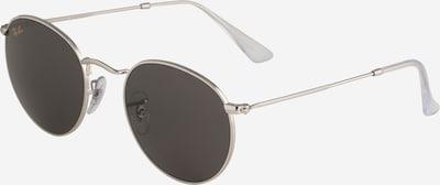 Ray-Ban Saulesbrilles 'Round' Sudrabs, Preces skats