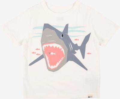 GAP T-Shirt en mélange de couleurs / blanc, Vue avec produit