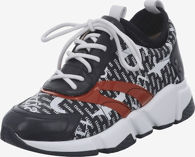 tizian Sneaker Duino 03 in schwarz, Produktansicht