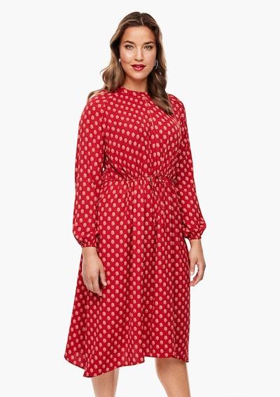 TRIANGLE Kleid in mischfarben, Modelansicht