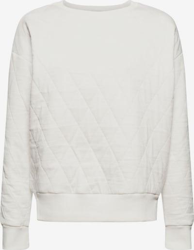 EDC BY ESPRIT Sweatshirt in weiß, Produktansicht
