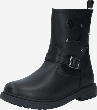GEOX Stiefel 'ECLAIR' in schwarz, Produktansicht