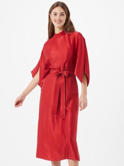 HUGO Sukienka 'Kadesi' w kolorze czerwonym, Podgląd na modelu(-ce)