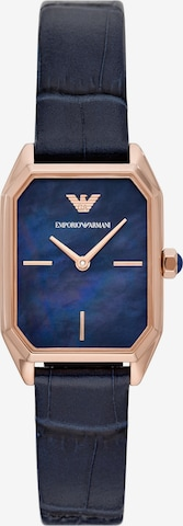 ARMANI Analog Watch in Blue
