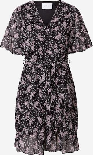 SISTERS POINT Kleid 'NEW GRETO-2' in grau / schwarz, Produktansicht