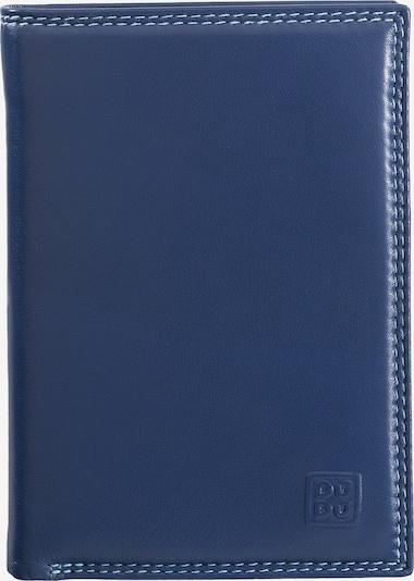 DuDu Portemonnee 'Tiberio' in de kleur Blauw / Navy / Aqua, Productweergave