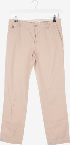 BOSS ORANGE Pants in S in Brown