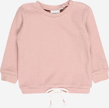 NAME IT Sweatshirt 'LILI' in Pink