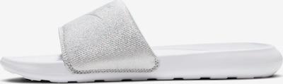 szürke melír / fehér Nike Sportswear Papucs, Termék nézet