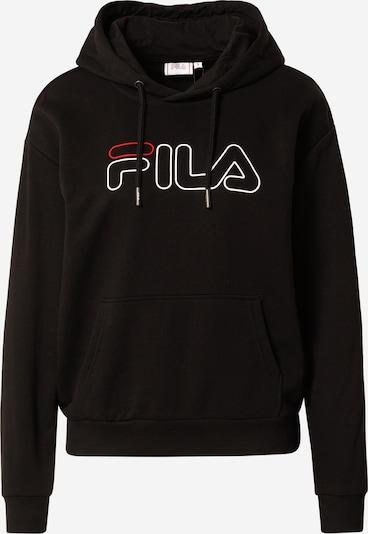 FILA Sweatshirt 'Larkin' in Red / Black / White, Item view
