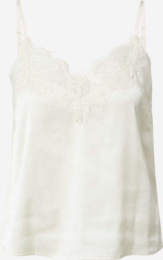 Guido Maria Kretschmer Collection Top 'Lynn' in weiß, Produktansicht