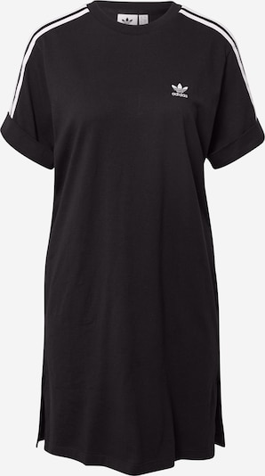 ADIDAS ORIGINALS Kleid in schwarz / weiß, Produktansicht