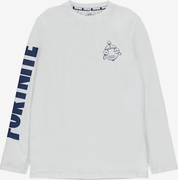 LMTD Shirt 'Freddy' in White
