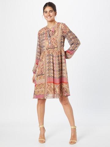 Robe PRINCESS GOES HOLLYWOOD en mélange de couleurs