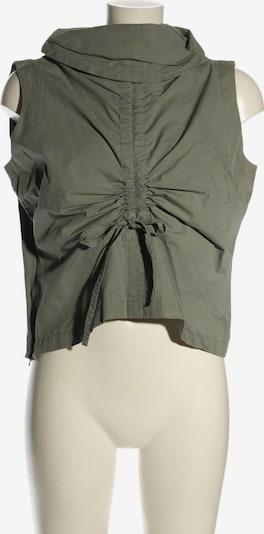 FLASHLIGHTS ärmellose Bluse in XL in khaki, Produktansicht