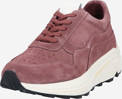 Garment Project Sneaker 'Bailey' in pastellrot, Produktansicht