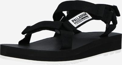 Sandale trekking 'OUTDOORSY URBANITY' Palladium pe negru, Vizualizare produs