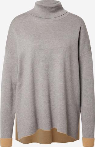 Cartoon Sweater in Grey