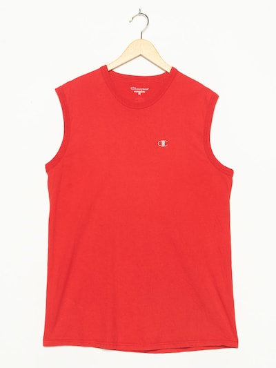Champion Authentic Athletic Apparel Tank-Top in M/L in rot, Produktansicht
