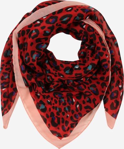 CODELLO Masque en tissu 'Love Land' en bleu ciel / rose clair / rouge, Vue avec produit