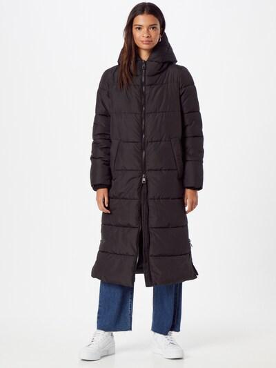 ABOUT YOU Mantel 'Sally' in schwarz, Modelansicht