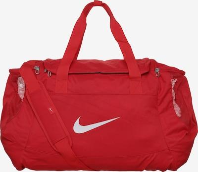 NIKE Sporttasche 'Club Team' in rot / weiß, Produktansicht