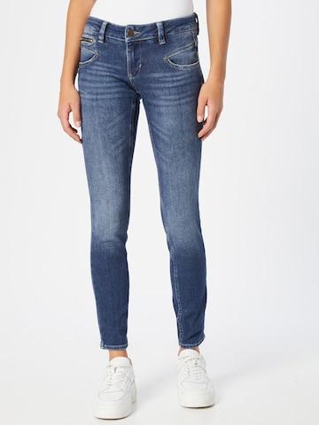 FREEMAN T. PORTER Jeans 'Alexa' in Blau
