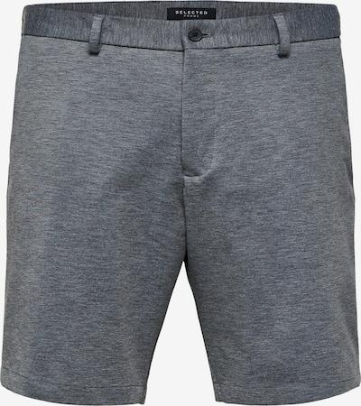 SELECTED HOMME Kalhoty 'Aiden' - šedý melír, Produkt